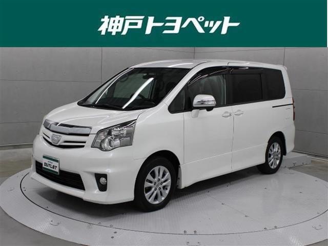 トヨタ Si HDDナビ DVD再生 バックカメラ ETC 電動スライドドア HIDヘッドライト 乗車定員7人 3列シート