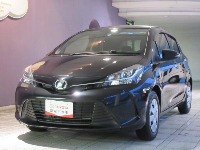 ヴィッツ(トヨタ) 1.3F LEDエディション 中古車画像