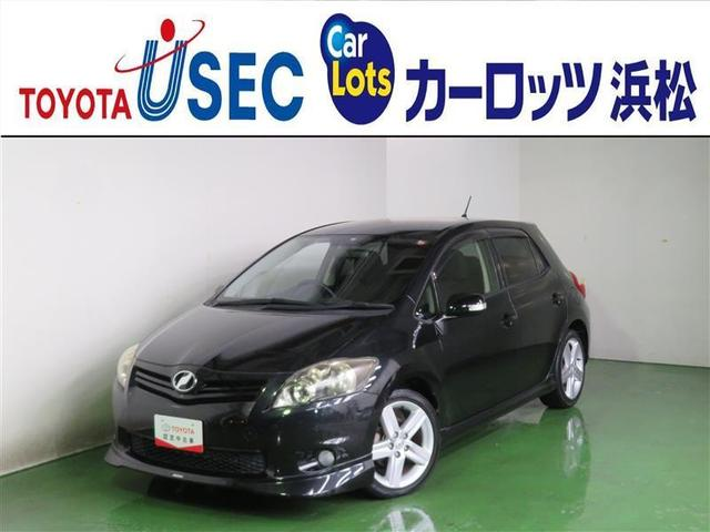 トヨタ RS ETC HIDヘッドライト 記録簿