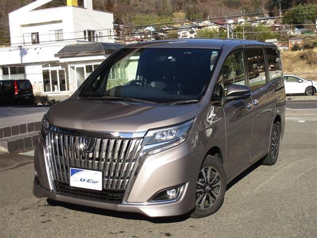 トヨタ Gi 4WD ワンセグ メモリーナビ バックカメラ 衝突被害軽減システム ETC 両側電動スライド LEDヘッドランプ 乗車定員8人 3列シート
