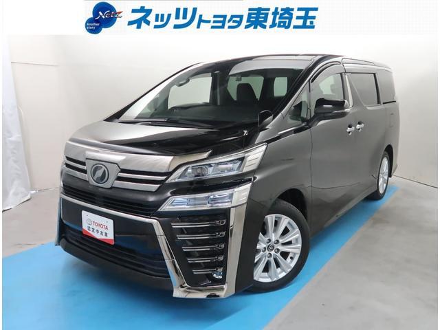 トヨタ 2.5Z 衝突軽減システム SDナビ 後席TV ETC 7人乗り