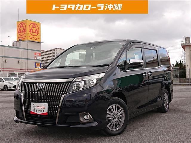 沖縄の中古車 トヨタ エスクァイア 車両価格 215万円 リ済別 2016(平成28)年 5.9万km クロ