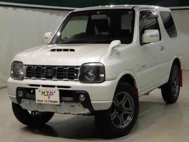 スズキ クロスアドベンチャー 4WD ミュージックプレイヤー接続可 ETC