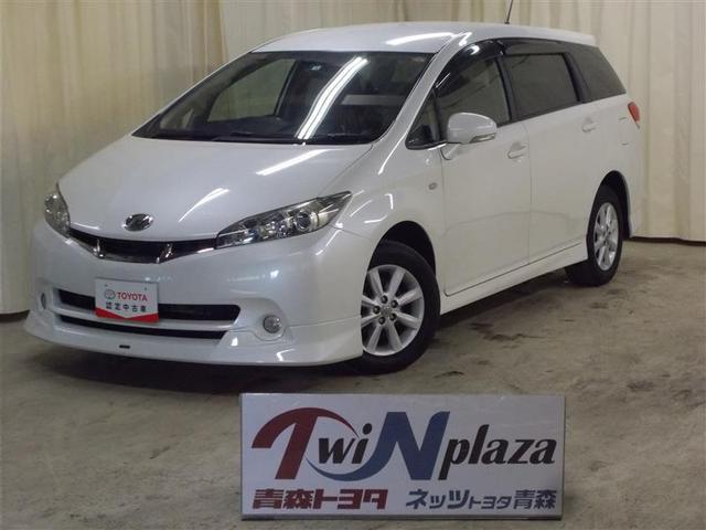 トヨタ 1.8S 4WD ワンセグ HDDナビ DVD再生 ETC HIDヘッドライト 乗車定員7人 3列シート アルミホイール キーレス CD ABS エアバッグ