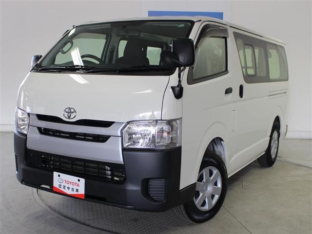トヨタ ロングDX 4WD ミュージックプレイヤー接続可 ETC 乗車定員6人 ディーゼル