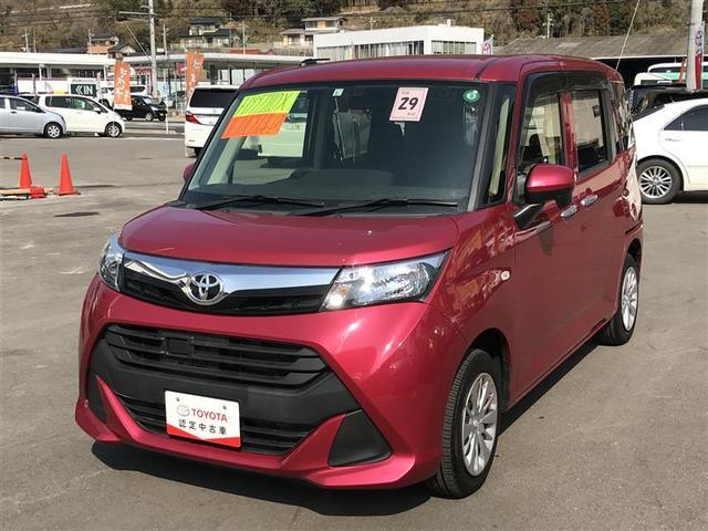 トヨタ タンク X ワンセグ メモリーナビ バックカメラ ETC 電動スライドドア アイドリングストップ