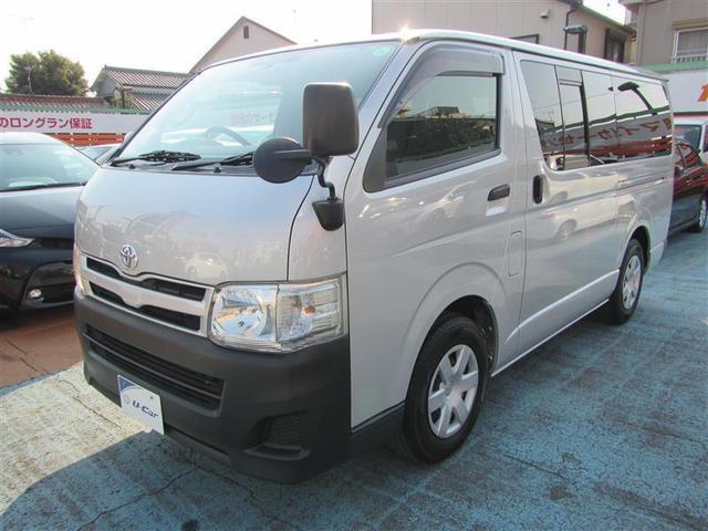 トヨタ ロングDX ワンセグ メモリーナビ バックカメラ ETC