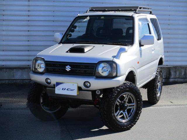 スズキ XC 4WD ETC