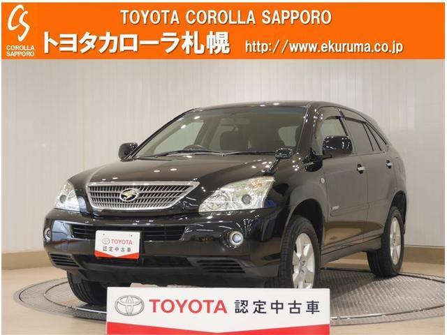 トヨタ ベースグレード 4WD HDDナビ バックカメラ ETC HIDヘッドライト