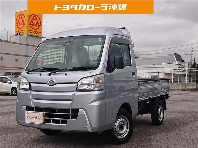 沖縄県の中古車ならハイゼットトラック ハイゼットT 衝突被害軽減システム