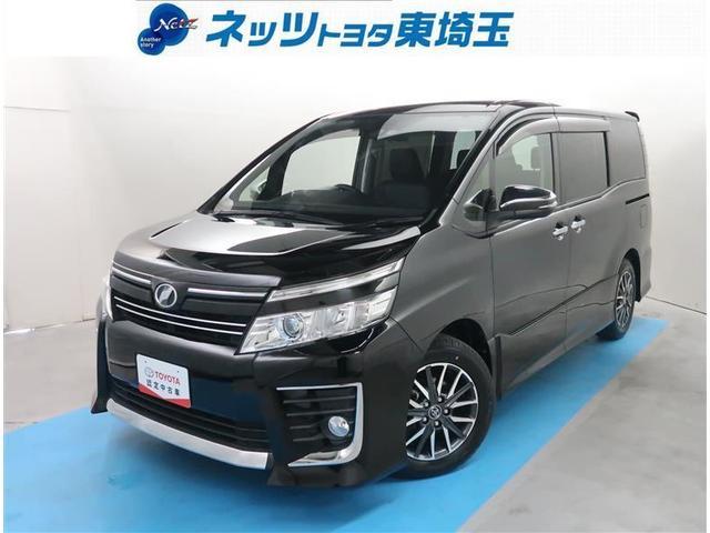 トヨタ ZS 煌 ETC Bluetooth 安全サポート機能 バックモニター ナビ