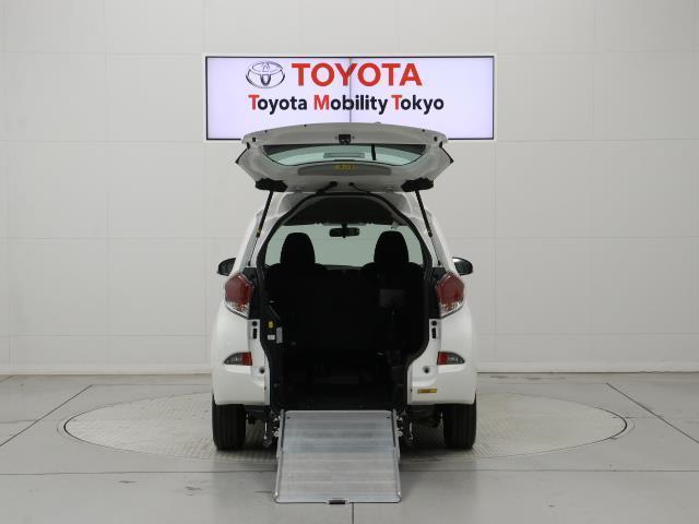 トヨタ X フクシシャリョウ 福祉車両 ミュージックプレイヤー接続可 記録簿 CD キーレス