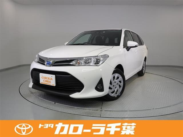 トヨタ カローラフィールダー ハイブリッド EX