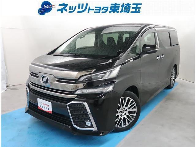 トヨタ 2.5Z Gエディション 社外ナビ 後席モニター ETC バックモニター LEDヘッドライト