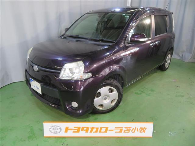 トヨタ DICE 乗車定員7人 3列シート