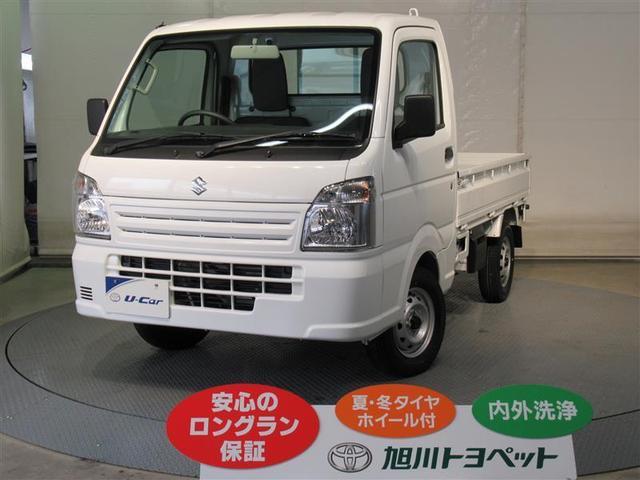 スズキ KCエアコン・パワステ 4WD 記録簿