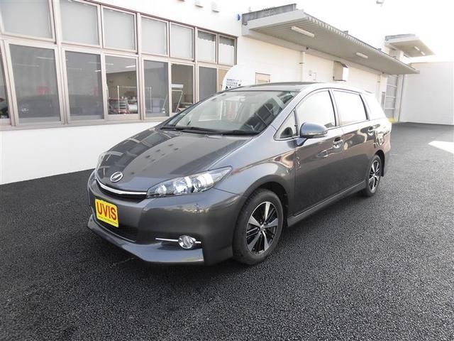沖縄の中古車 トヨタ ウィッシュ 車両価格 137.5万円 リ済別 2017(平成29)年 4.9万km グレー