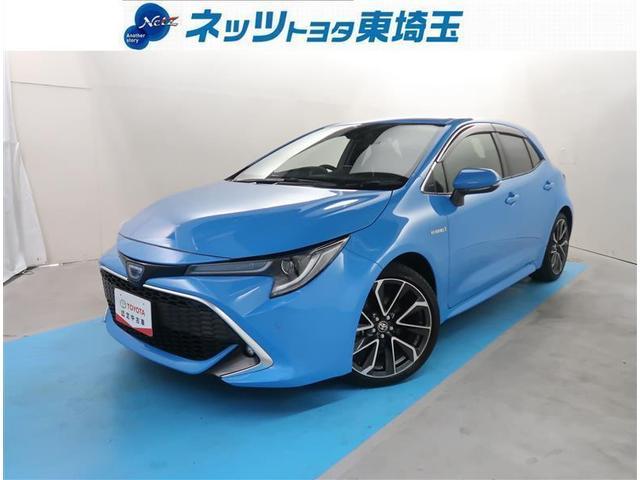 トヨタ ハイブリッドG Z 純正SDナビ サポカー バックモニター ETC LEDヘッドライト