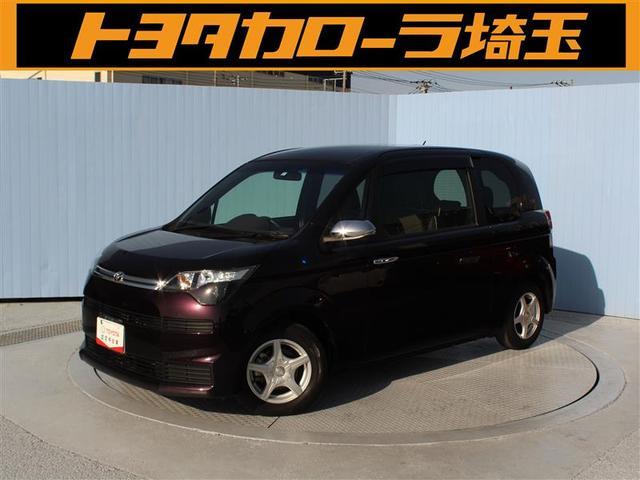 トヨタ スペイド F クイーン DVDナビ バックカメラ HIDヘッドライト 電動スライドドア