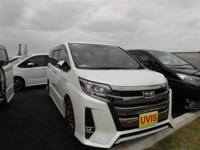 沖縄の中古車 トヨタ ノア 車両価格 289万円 リ済別 2020(令和2)年 0.4万km パールマイカ