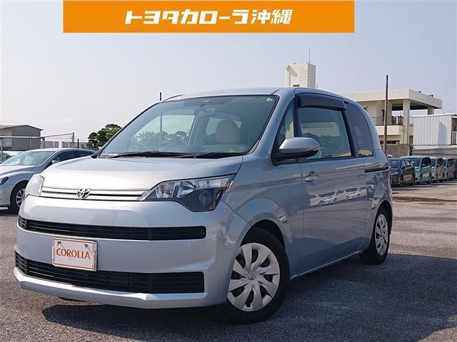 沖縄県の中古車ならスペイド ウェルキャブ 福祉車両 ワンセグ メモリーナビ 電動スライドドア