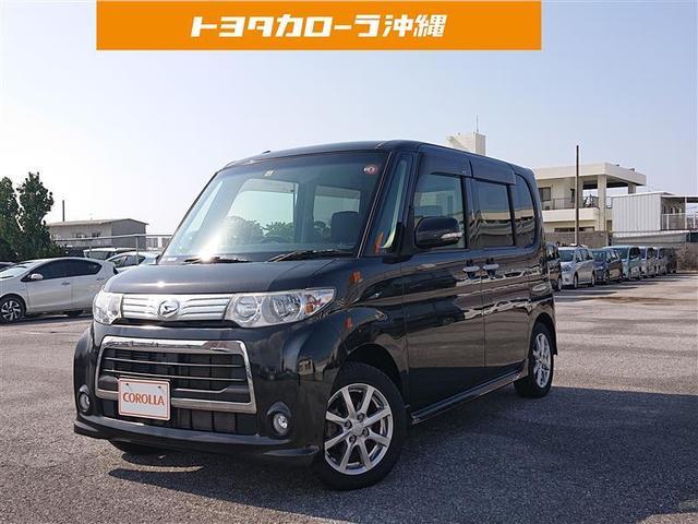 沖縄の中古車 ダイハツ タント 車両価格 65万円 リ済別 2012(平成24)年 5.0万km クロ