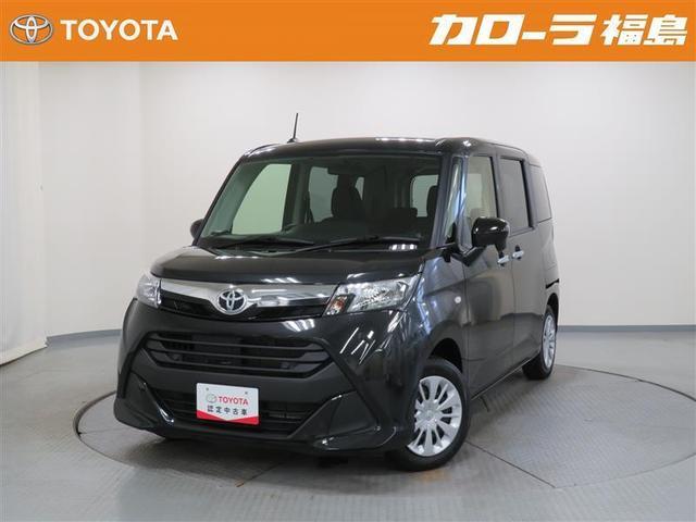 トヨタ タンク X 4WD ワンセグ メモリーナビ バックカメラ ETC 電動スライドドア アイドリングストップ