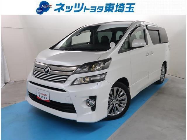 トヨタ 2.4Z ゴールデンアイズ 両側電動スライドドア パワーバックドア エンジンスターター