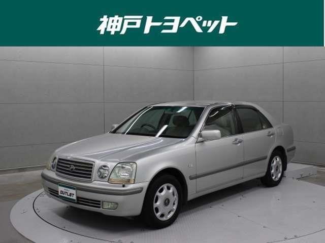 トヨタ プログレ NC250 ワンオーナー メーカーナビ HIDヘッドライト