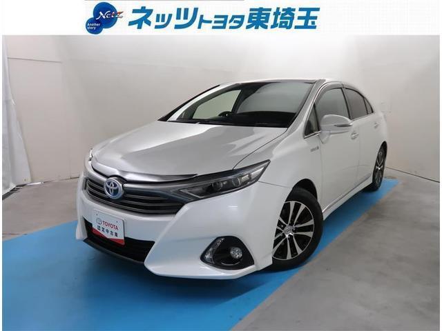 トヨタ G ヴィオラ 純正SDナビ バックモニター ETC LEDヘッドライト バックモニター