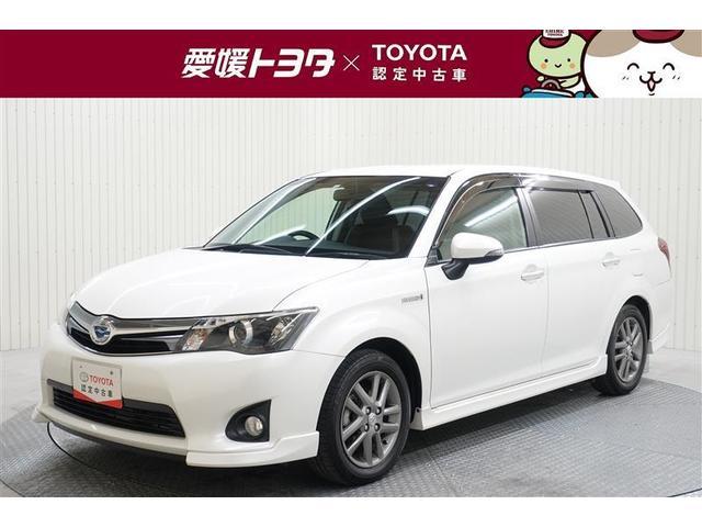トヨタ HV G エアロ