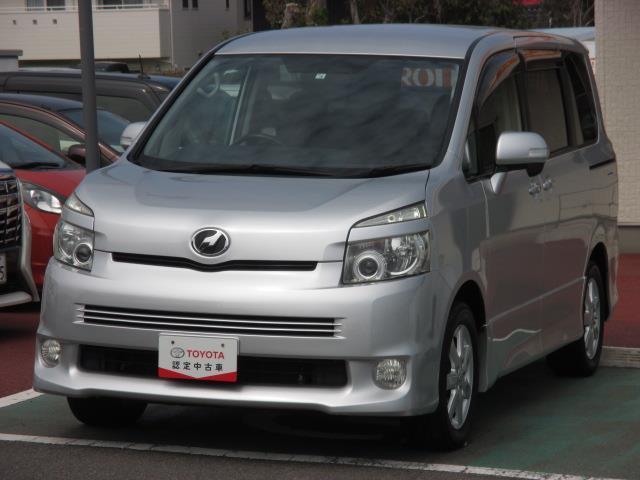 トヨタ ZS フルセグ メモリーナビ DVD再生 バックカメラ 電動スライドドア HIDヘッドライト 乗車定員8人 3列シート ワンオーナー