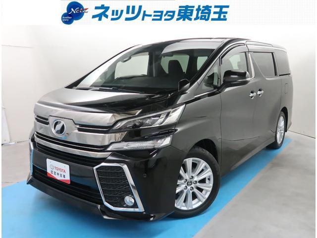 トヨタ 2.5Z Aエディション 7人乗り フルセグSDナビ Bluetooth 後席モニター 両側パワースライドドア バックカメラ ワンオーナー LEDヘッドライト