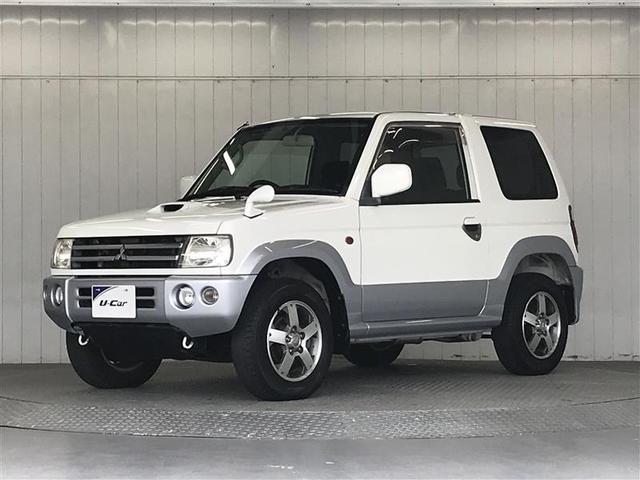 三菱 パジェロミニ アクティブフィールドエディション 4WD ワンセグ ETC ワンオーナー