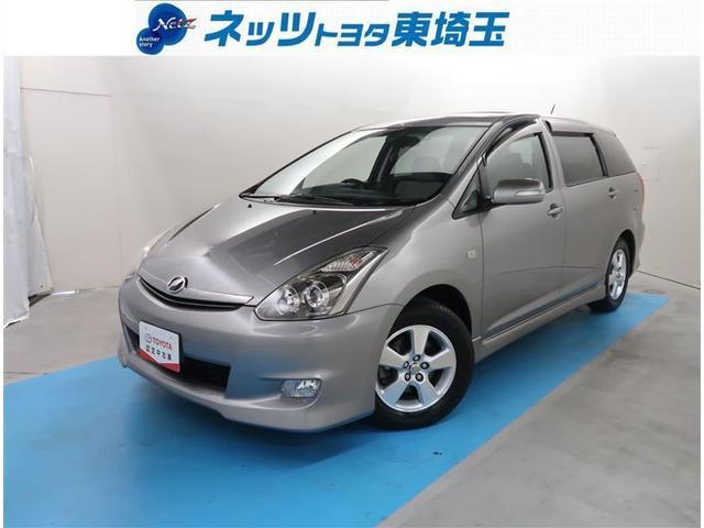 トヨタ 1.8X エアロスポ L 1.8X エアロスポ L HDDナビ サンルーフ ETC