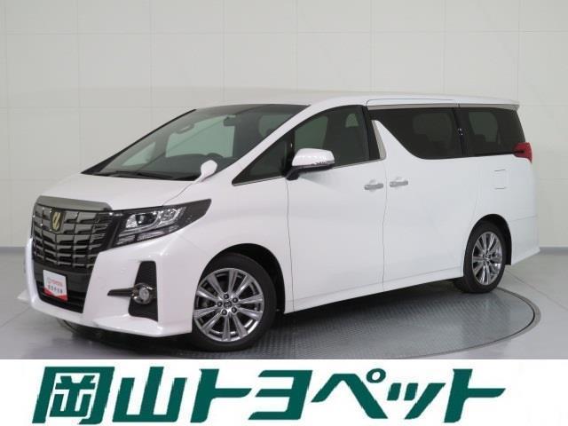 アルファード(トヨタ) 中古車画像