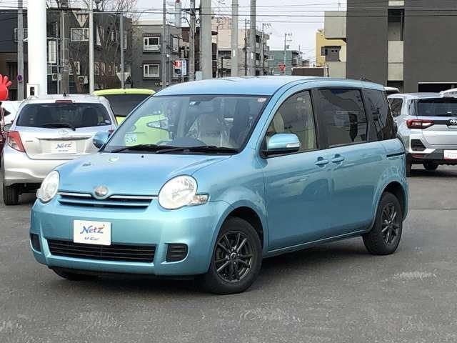 トヨタ X 4WD 乗車定員7人 3列シート ワンオーナー