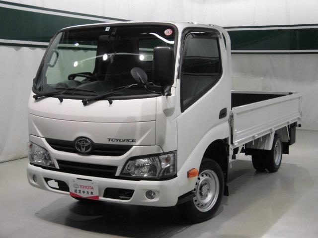 トヨタ ヒョウジュン 2.0ガソリン1.5t積5MT 木製ロングジャストロー リヤタイヤダブル AMFMラジオデッキ ドラレコ 荷台長3110ミリ幅1615ミリ高さ380ミリ 総重量3300キロ