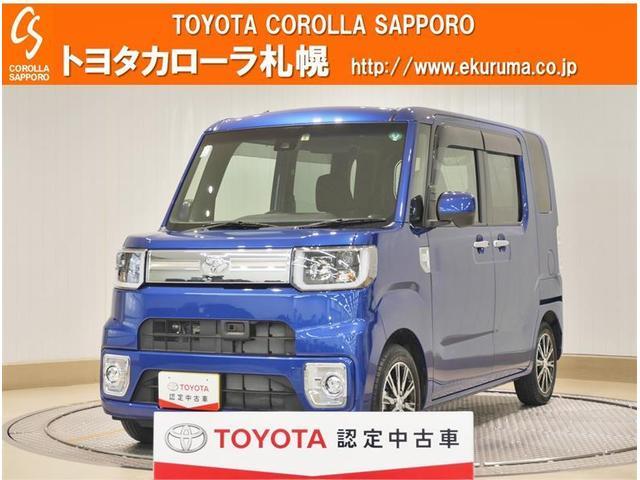 トヨタ Gターボ SAII 4WD 衝突被害軽減システム 両側電動スライド LEDヘッドランプ ワンオーナー アイドリングストップ