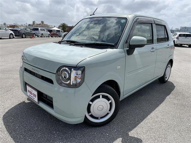 ミラトコット(沖縄 中古車) 色:‐ 価格:110万円 年式:2020(令和2)年 走行距離:0.4万km