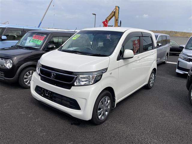 沖縄の中古車 ホンダ N-WGN 車両価格 79万円 リ済別 2014(平成26)年 1.5万km パールマイカ