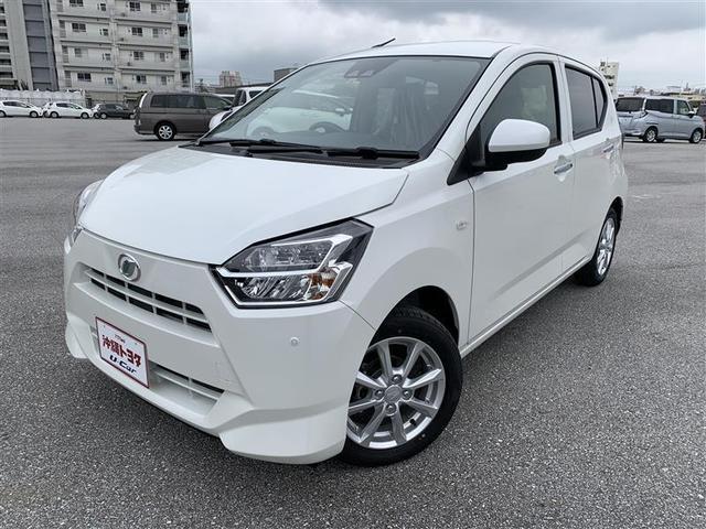 ミライース(沖縄 中古車) 色:パールホワイト3 価格:112.2万円 年式:2020(令和2)年 走行距離:4km