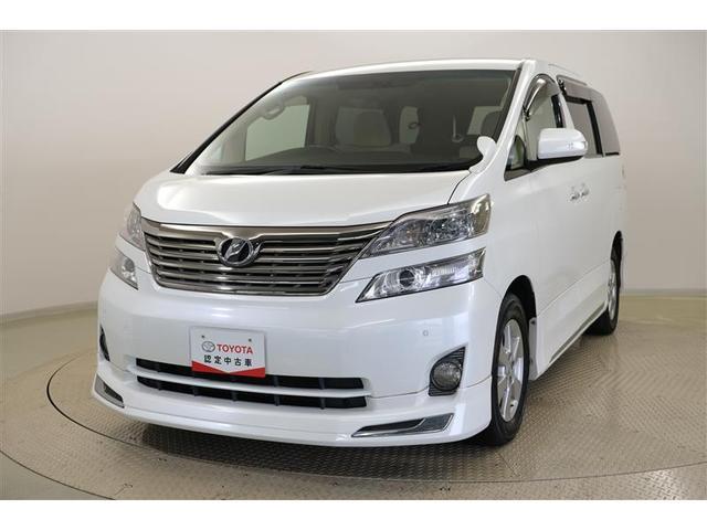 トヨタ 2.4V 4WD ETC HID バックカメラ 両側電動ドア パワーシート AW CD
