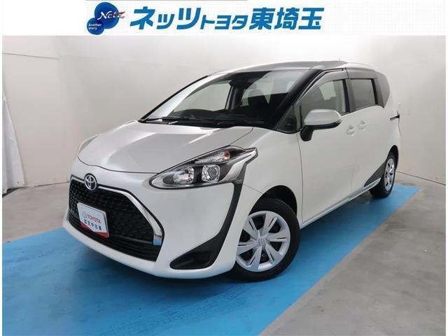 トヨタ ファンベースG 純正SDナビ サポカー バックモニター ETC スマートキー