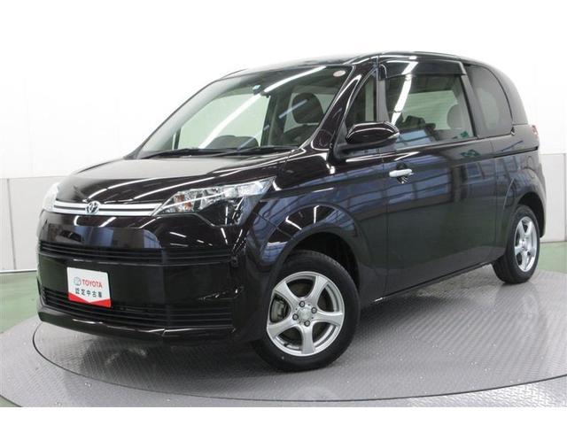 トヨタ X 4WD ミュージックプレイヤー接続可 電動スライドドア ウオークスルー ワンオーナー