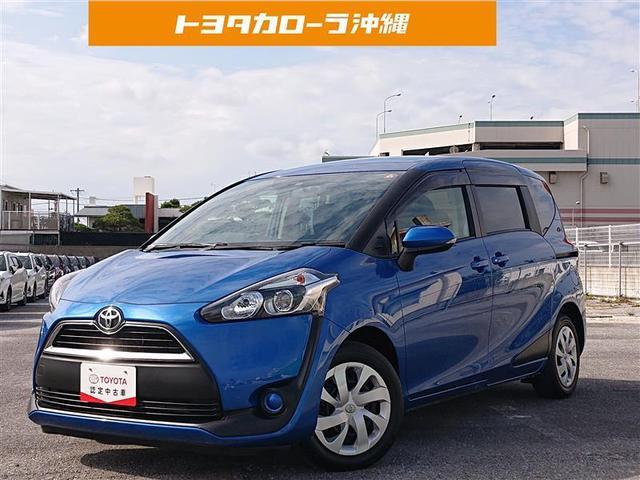 沖縄県の中古車ならシエンタ G フルセグ DVD再生 ミュージックプレイヤー接続可 バックカメラ ETC 両側電動スライド 乗車定員7人 3列シート