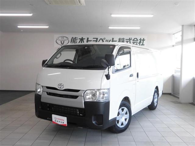 トヨタ クーリングバン