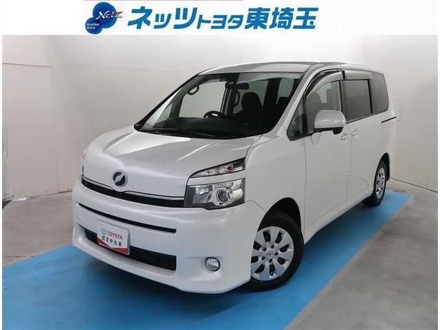 トヨタ ヴォクシー X SDナビ バックカメラ ETC 片側電動スライドドア