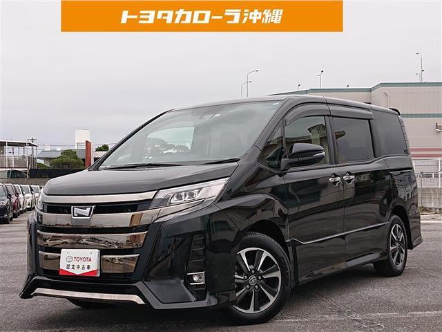 沖縄の中古車 トヨタ ノア 車両価格 255万円 リ済別 2020(令和2)年 0.2万km クロ