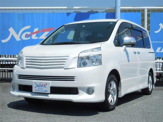 トヨタ ヴォクシー ZS 煌II HDDナビ DVD再生 ETC 両側電動スライド HIDヘッドライト 乗車定員8人 3列シート